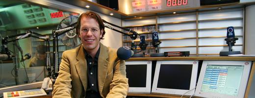 Daniel Melcer, Sendung: Brot und Spiele